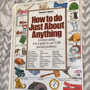Reader's Digest HOW TO DO JUST ABOUT ANYTHING